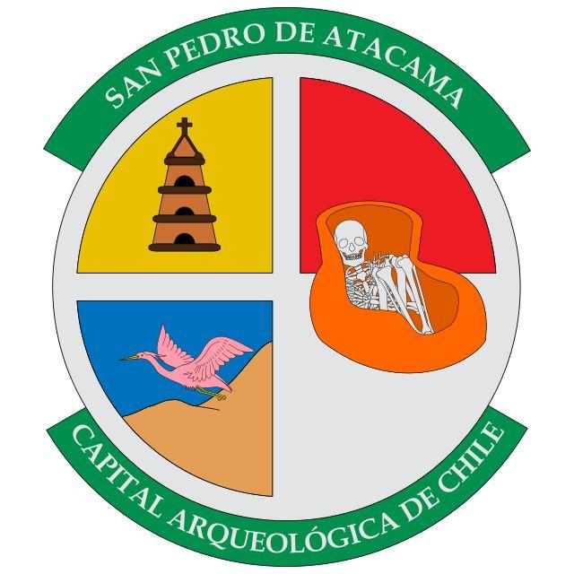 Escudo de la Comuna de San Pedro de Atacama