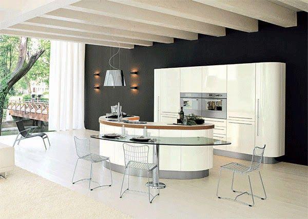 Un Blog De Decoración A Mi Manera... : Julio 2014. Moderne Küche  DesignsModerne ...