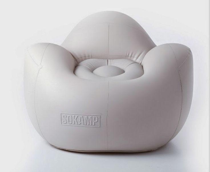 sokamp le mobilier gonflable design sofas chairs. Black Bedroom Furniture Sets. Home Design Ideas