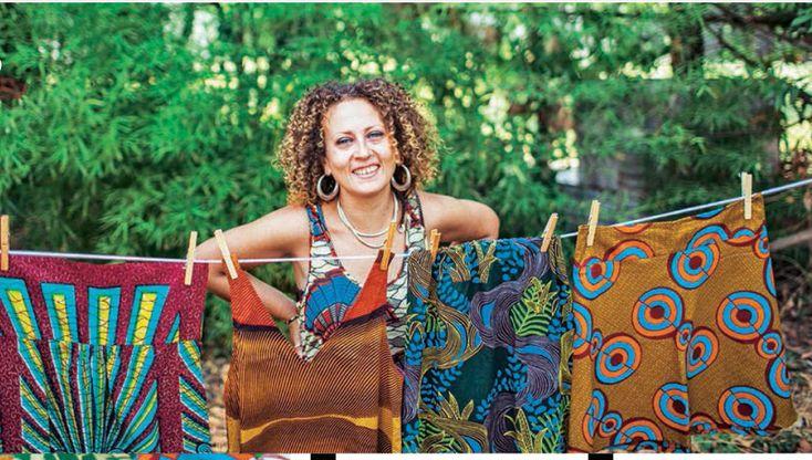 Kermel è un neonato marchio che crea borse, vestiti e monili ispirati all'Africa. Ne vedrete di tutti i colori. La mia intervista su GIOIA  http://www.motelospiegoapapa.it/2015/09/11/kermel-la-mia-africa.html