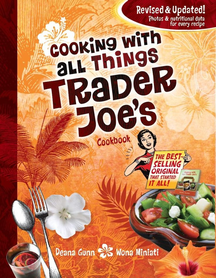 Link to website that has a ton of Trader Joe's recipes