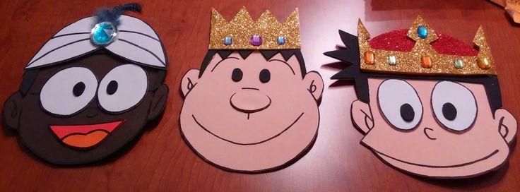 Navidad; Reyes magos; Doraemon; Nobina; Gigante; Suneo