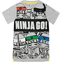 Lego Ninjago Boys' Lego Ninjago T-shirt