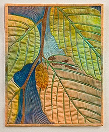 Nancy Cook - Fiber Art, Mixed Media and Art Quilts