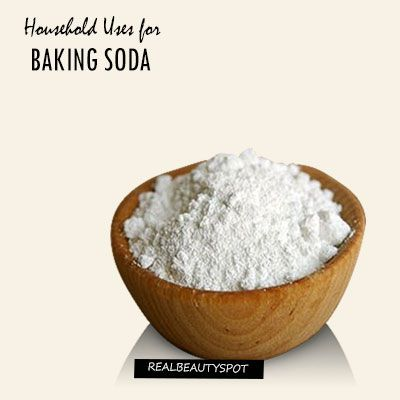 EXCELLENT USES OF BAKING SODA IN HOME AND KITCHEN