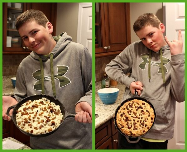 RecipeBoy - This kid is a hoot! So cool that he loves to cook & bake, and a lot of this stuff looks delicious...worth a try!