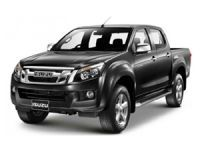 Personal contract hire Isuzu D-Max