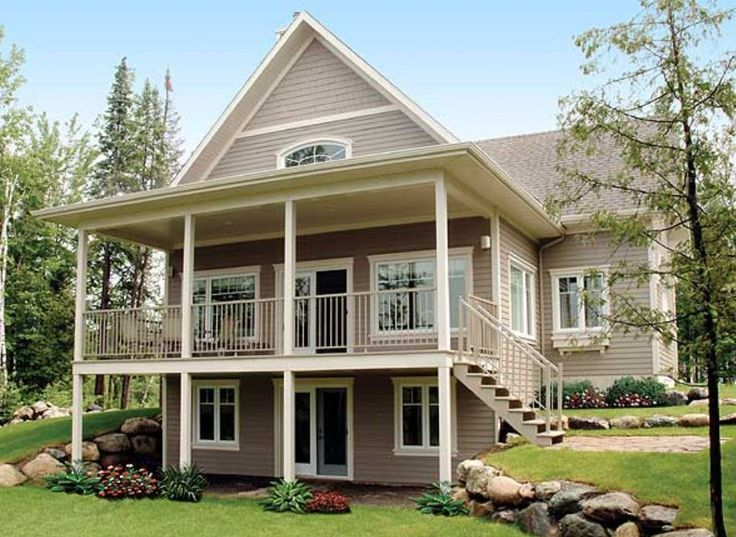 Concept Home Design Cottage
