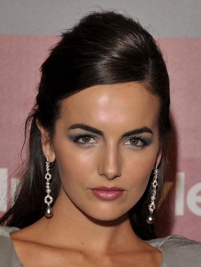 Camilla Belle Makeup Downturned Hooded Eyes Makeup