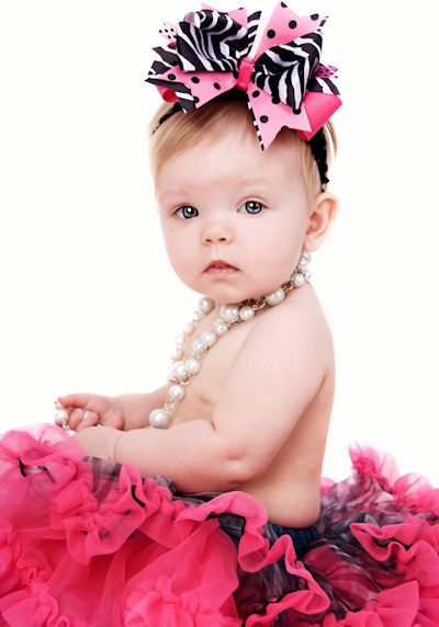 big bows for girls | Shop > Girls Love Zebra Couture Bowlicious Hair Bow