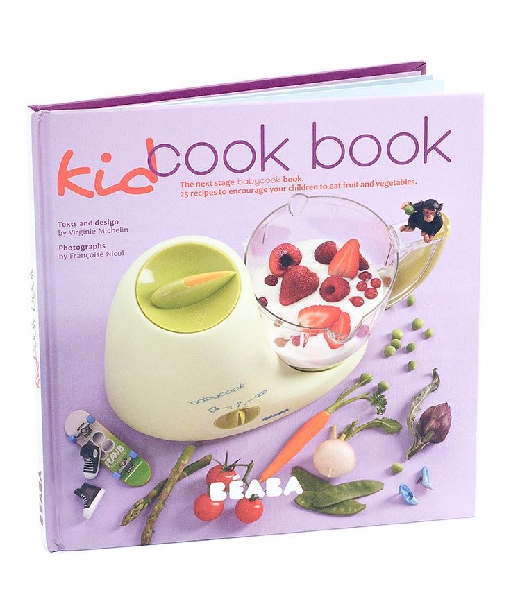 Look at this #zulilyfind! BEABA Kid Cookbook Hardcover by BEABA #zulilyfinds