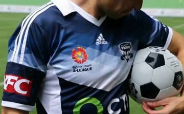 Melbourne Victory FC 2014/15 adidas 10th Anniversary Kit