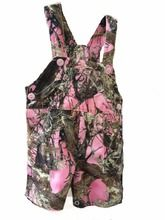 Girls Pink Camouflage Baby Overalls That Sell Really Well and Make The Perfect Present