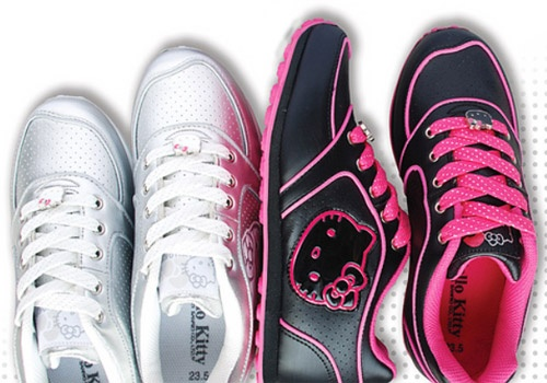 Hello Kitty Shoes!!