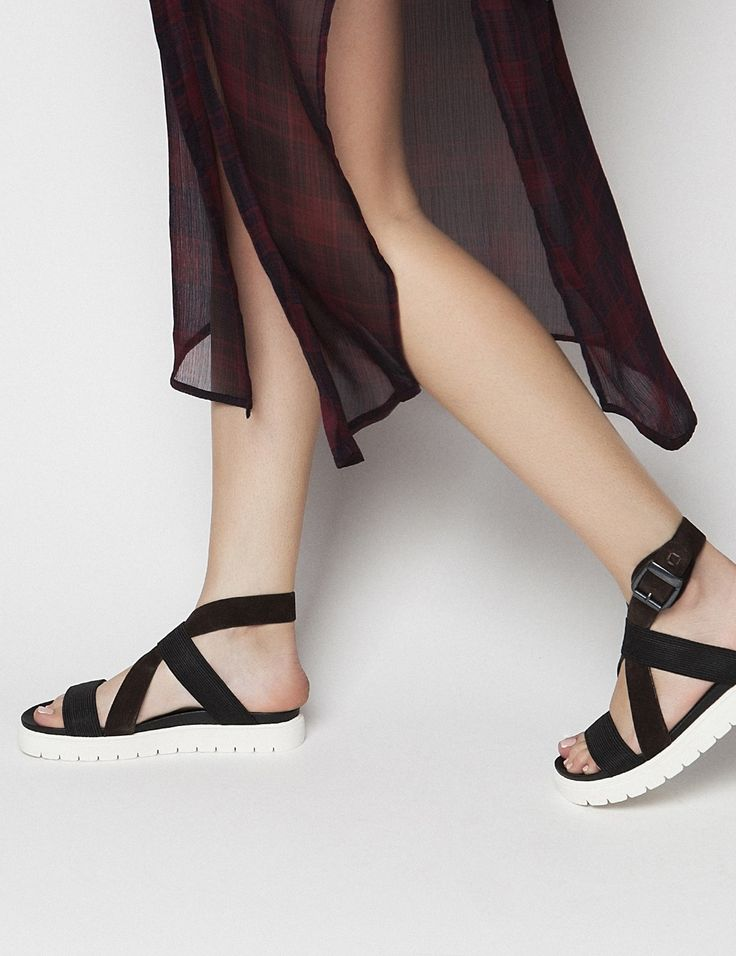 Lexi Coffee Sandals S/S 2015 #Fred #keepfred #shoes #collection #leather #lastixa #fashion #style #new #women #trends #coffee #sandals