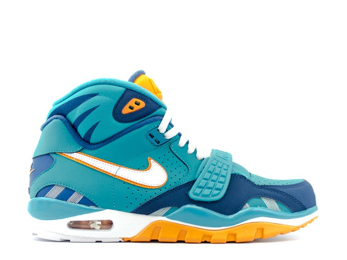 new arrival f7cb0 fb43f NIKE AIR TRAINER SC II QS (NFL) - MIAMI DOLPHINS . Nike Shox Gravity Grey  Black ... Nike Shox Deliver WhiteLight Black Men Shoes 1001 For 55.00 Go To  ...