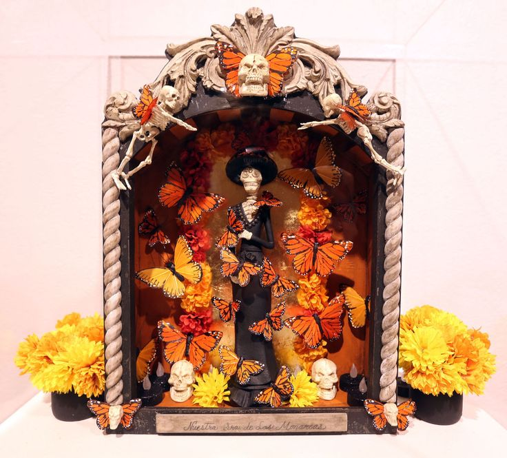 Image result for nicolaysen art museum day of the dead 2016 photos