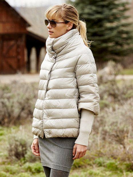 steffi 3/4 cape - outerwear - women - Gorsuch