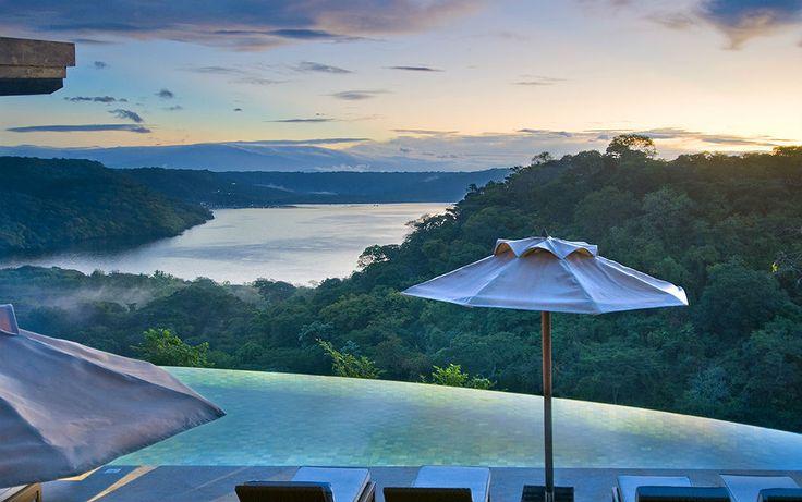 Costa Rica Beach Resort | Vista Hermosa | Beautiful Shared Infinity Edge Pool
