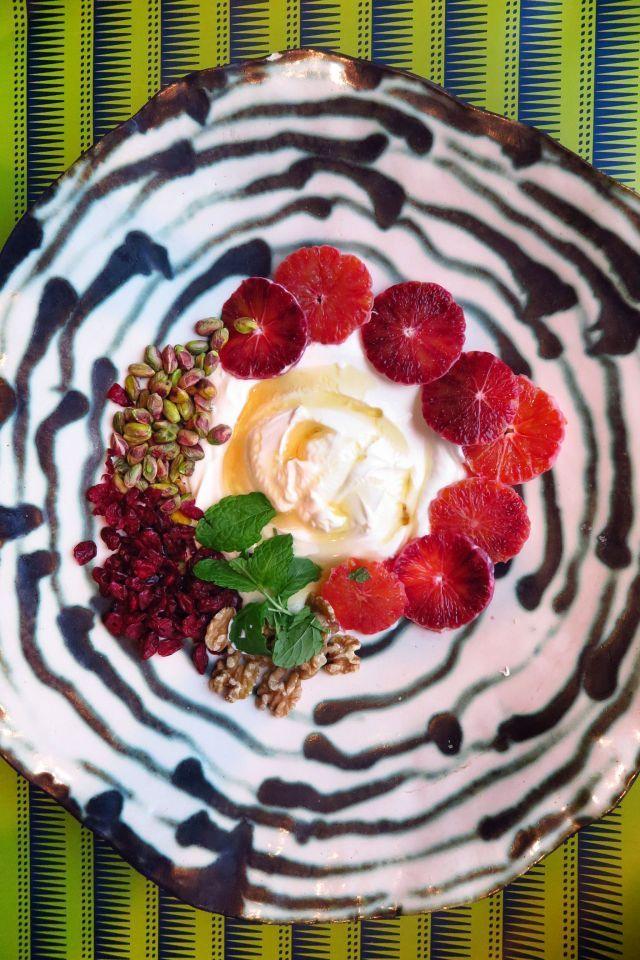 Jenni's Table: Blood Orange Brunch