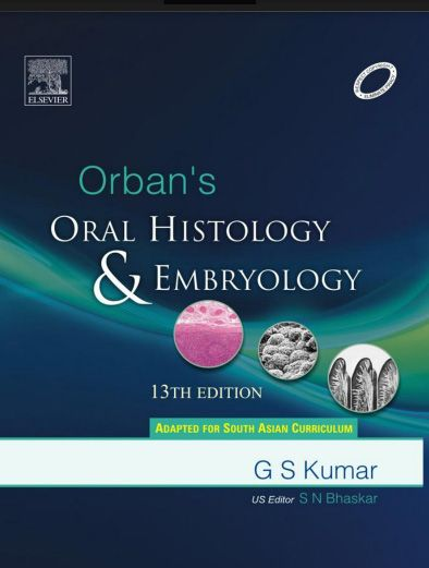 Orbans Oral Histology And Embryology 11th Edition Pdf