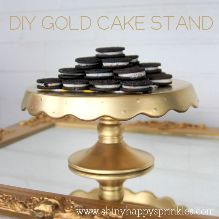 Diy Cake Stand Wedding Ideas: WoodWorking Projects & Plans