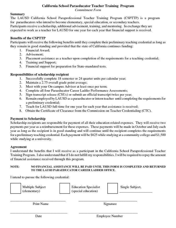 paraeducator resume resume ideas