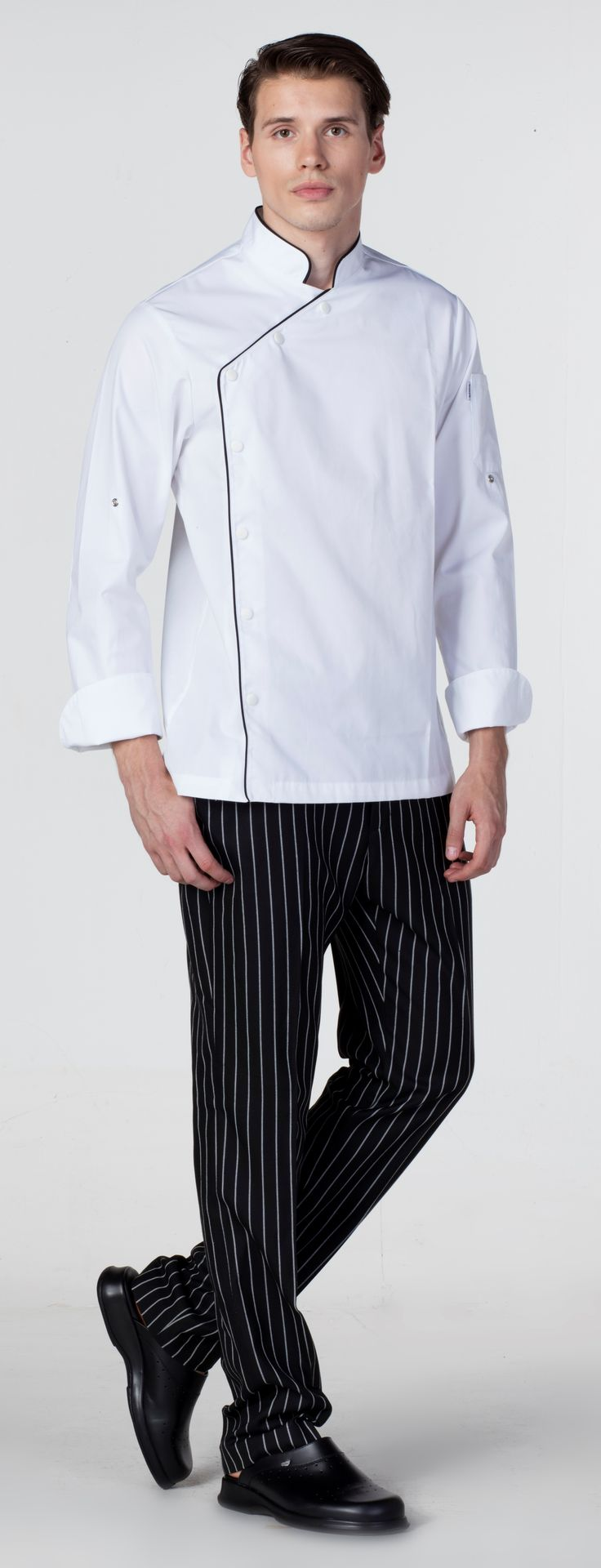 Chef Jacket and Trousers