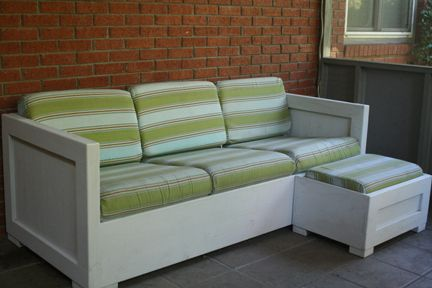 This End Up Sofa Redo For Down River Pinterest