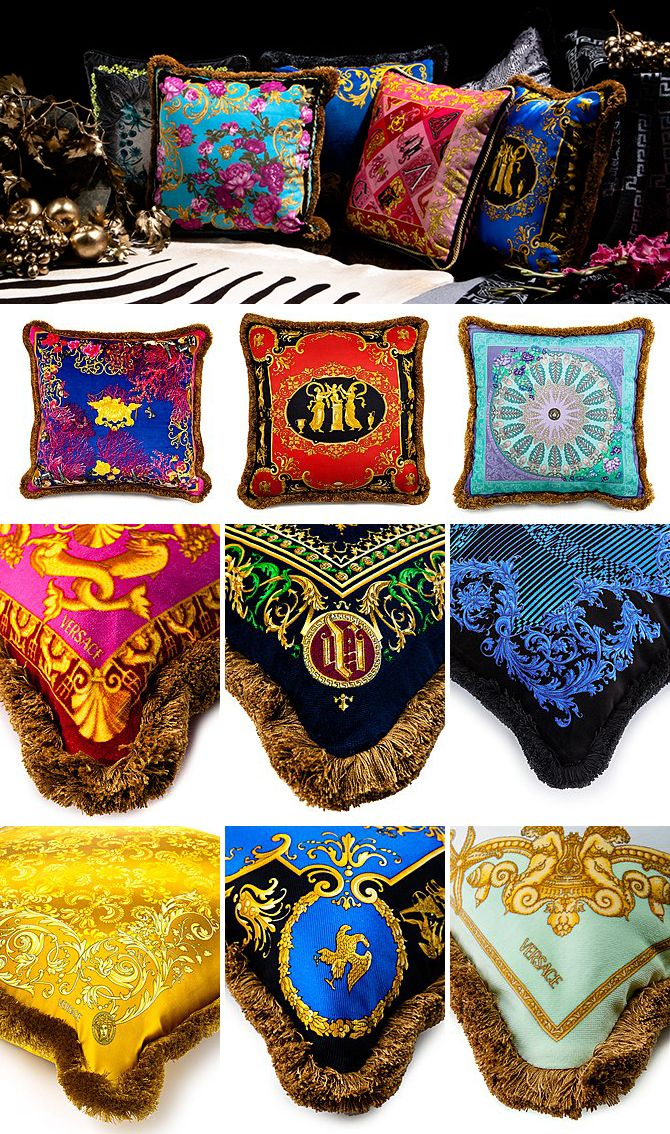 Versace Home Pillows