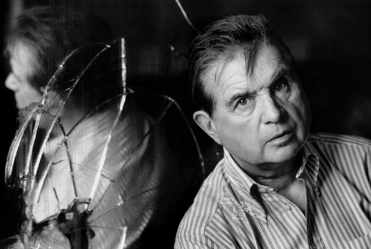 Francis Bacon by Eve Arnold 1978