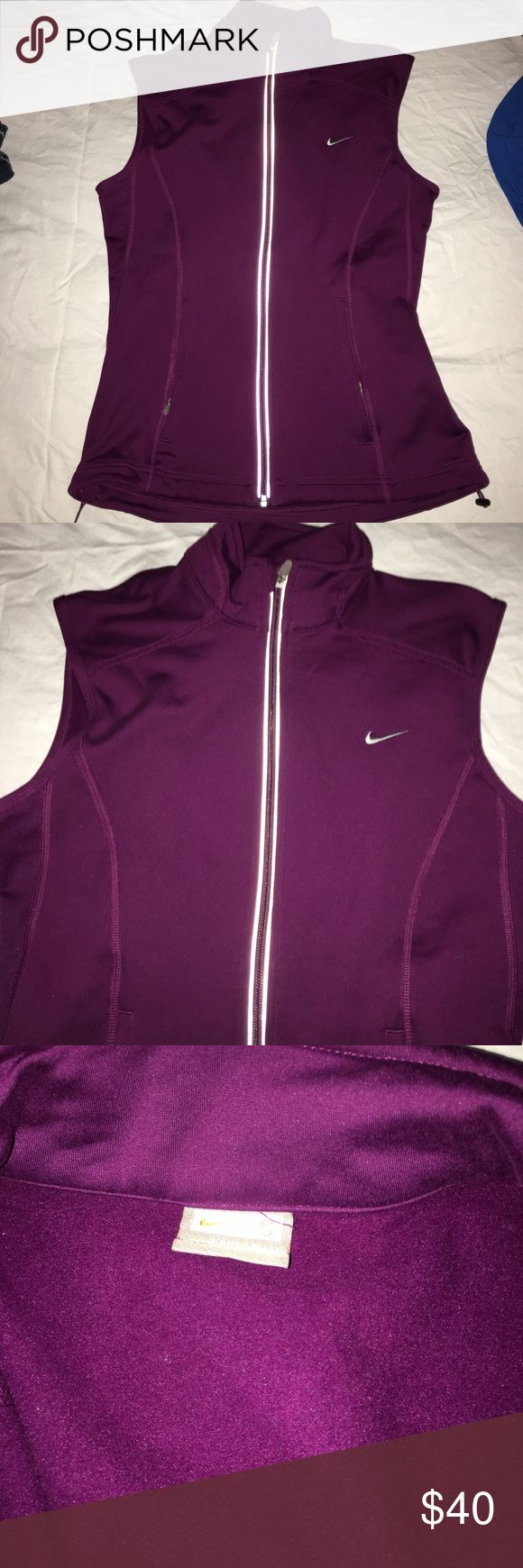 Nike vest In good condition Nike Tops