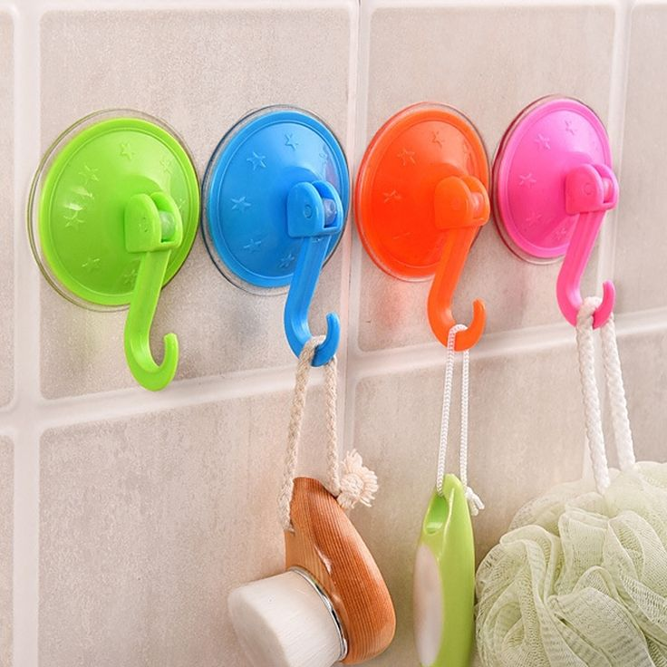 BUY now 4 XMAS n NY. 5 PCS/Lot Colorful Suction Cup Hooks Strong Wall Sucker Vacuum Traceless Hooks Kitchen Bathroom Wall Hook ABS -- Shop 4 Xmas n 2018. Just click the VISIT button for  AliExpress.com.