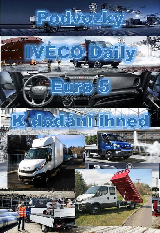 Iveco Daily EURO 5 skladem