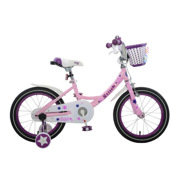 Angel Girl's Bike, 16 in. wheels, 9 in. frame in Pink, Reds/Pinks