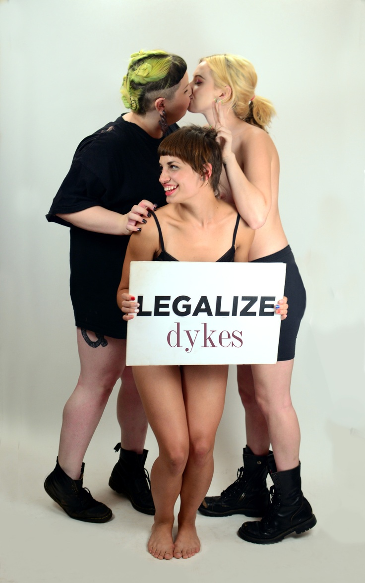 dykes gay latino