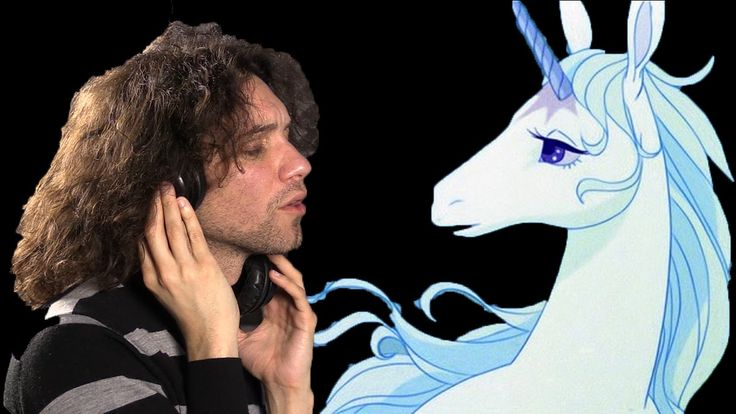 Dan Avidan's (Ninja Sex Party, Game Grumps) indescribingly beautiful cover of The Last Unicorn