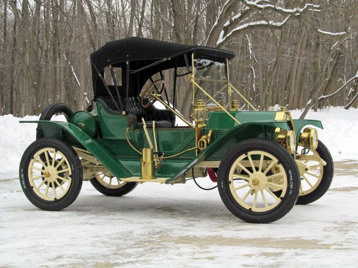 1911 Buick Model 26 Roadster Runabout Convertible