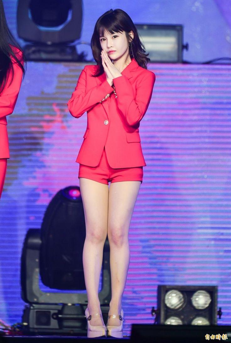 T-ara演唱會。寶藍