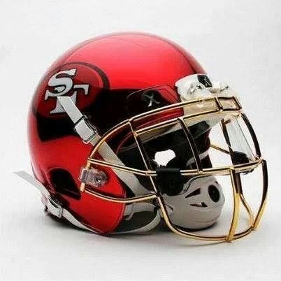New Helmet??  I'm old school! I like our helmet! But I have to admit this is wicked cool!