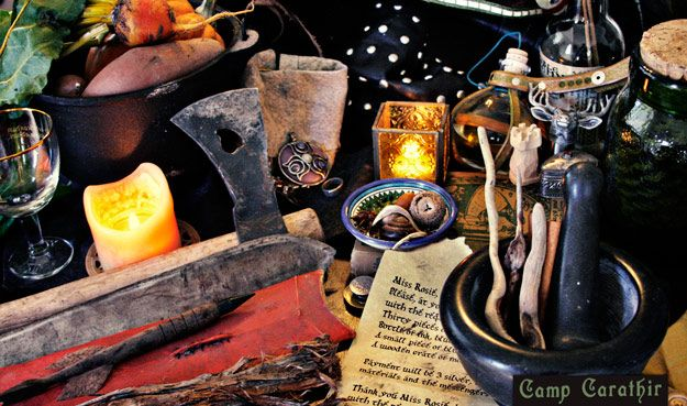 CampCarathir – Roleplaying Fantasy Renaissance camp for adults, teens and youth