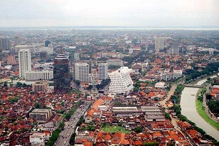 Surabaya, Indonesia.