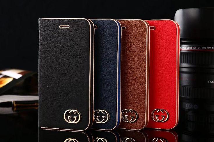 シンプル オリジナル ビジネス風 iPhoneケース グッチ GUCCI アイフォンケース スタンド機能 手帳型 iPhoneX iPhone8 iPhone7ケース ブランド柄 カードポケット アイフォン7 アイホーン6sカバー ファッション メンズ ヴィメンズ