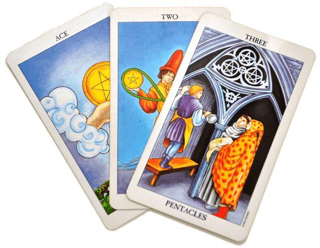 Lecturas gratuitas de cartas de Tarot y lecturas de cartas del Oráculo online