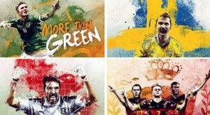 Eurocopa 2016 Grupo E: Bélgica, Italia, Irlanda, Suecia
