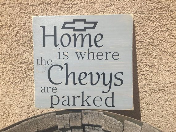 This fun made to order 12x12 wooden sign is perfect for any man cave! Sign is painted grey, with black vinyl lettering. The front of the sign