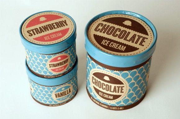 Ice cream design - HCCS