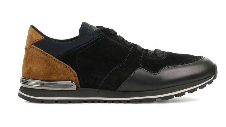 Zwarte Tod's Sneakers - Van den Assem