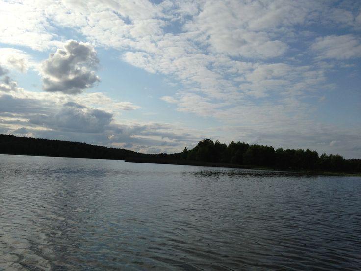 Wieckie lake