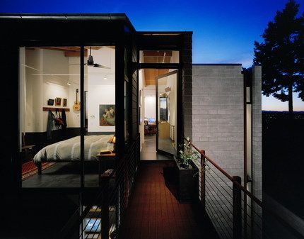 Olson Kundig Architects   Projects   Queen Anne House